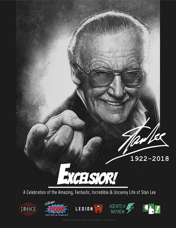 Kevin Smith, Mark Hamill, Rob Liefeld to Attend Stan Lee Tribute at Grauman's Chinese Theatre