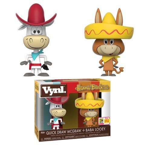 Funko SDCC Quick Draw Baba Looey Vnyl Pack