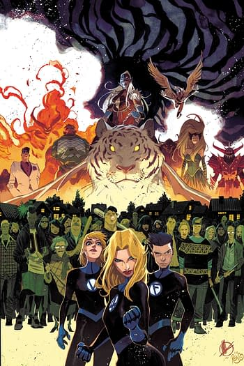 Ch-Ch-Changes: Humberto Ramos Switches on Amazing Spider-Man, Paco Medina Joins Early on Fantastic Four