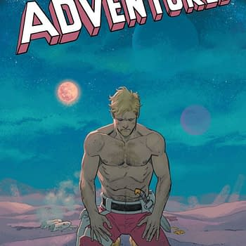 Strange Adventures Tops Advance Reorders