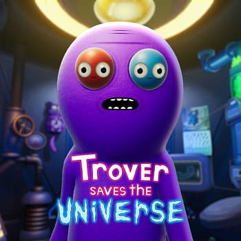 Rick And Morty Comment On Trover Saves The Universe