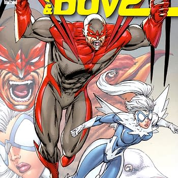 Report: Alan Ritchson And Minka Kelly Are Hawk &#038 Dove On DCs Titans