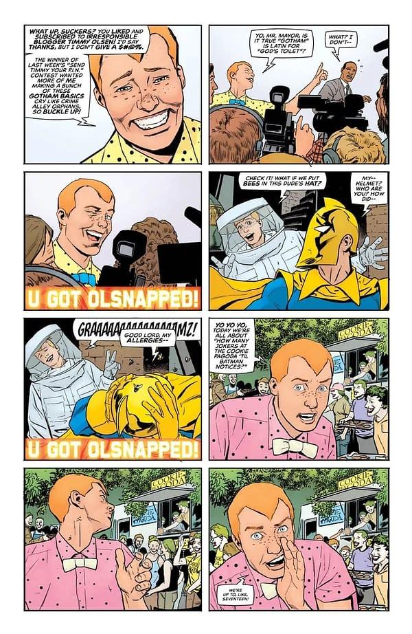 Comic Superman/'s Pal Jimmy Olsen #1 Retailer Exclusive SDCC 2019 Variant