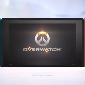 """""""Overwatch"""" Is Officially Coming To The Nintendo Switch"""