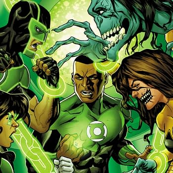 Green Lanterns #24 Review: Training Day Ends For Simon And Jessica