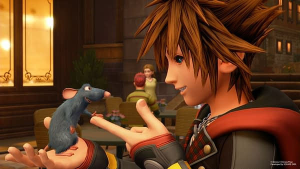 """Kingdom Hearts III"" Re Mind DLC will Launch This Winter"
