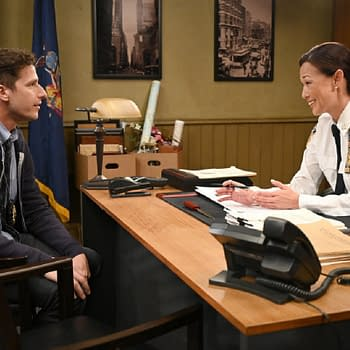 Brooklyn Nine-Nine Season 7 Manhunter/Captain Kim: Welcome Return Doesnt Miss a Beat [SPOILER REVIEW]