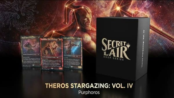 "Secret Lair Series Goes ""Stargazing"" - ""Magic: The Gathering"""