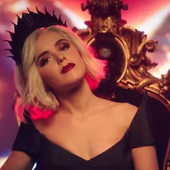 """Chilling Adventures of Sabrina"" Part 3: When It Comes to Love, Sabrina's Going Straight to Hell [OFFICIAL MUSIC VIDEO TRAILER]"