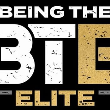 The official logo for BTE Being the Elite.