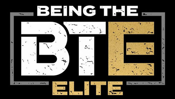Le logo officiel de BTE Being the Elite.