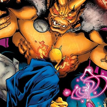 The Demon Hell is Earth #5 Review: Fun but Nearing Repetitive