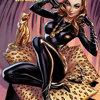 Catwoman 80th Anniversary Special #1 1960's Variant