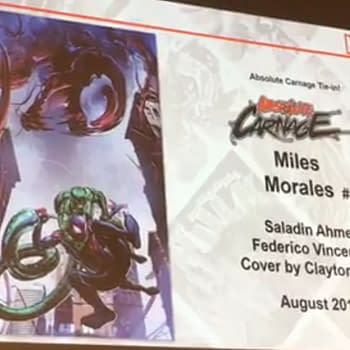 Absolute Carnage Tie-Ins and Tattoos Announced &#8211 Deadpool Scream Miles Morales Donny Cates Video