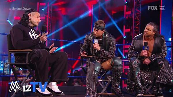 Jeff Hardy vs. The Miz: SmackDown, July 10, 2020