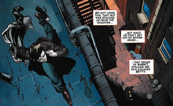 Spider-Sense Makes Less Sense in Amazing Spider-Man Annual #42…