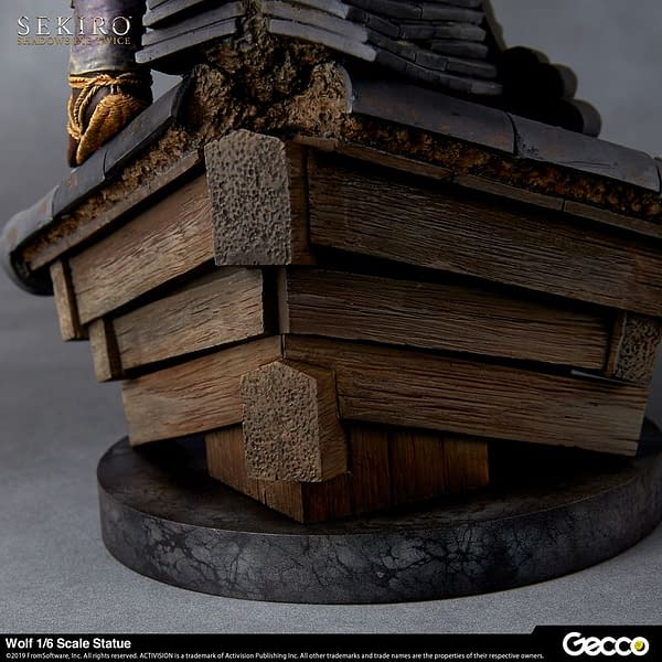Sekiro: Shadows Die Twice Statue from Gecco