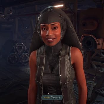 Anthem's hilarious and horrifying cutscene bugs