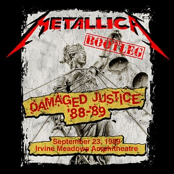 Metallica Mondays Bring Justice To All For This Weeks Show
