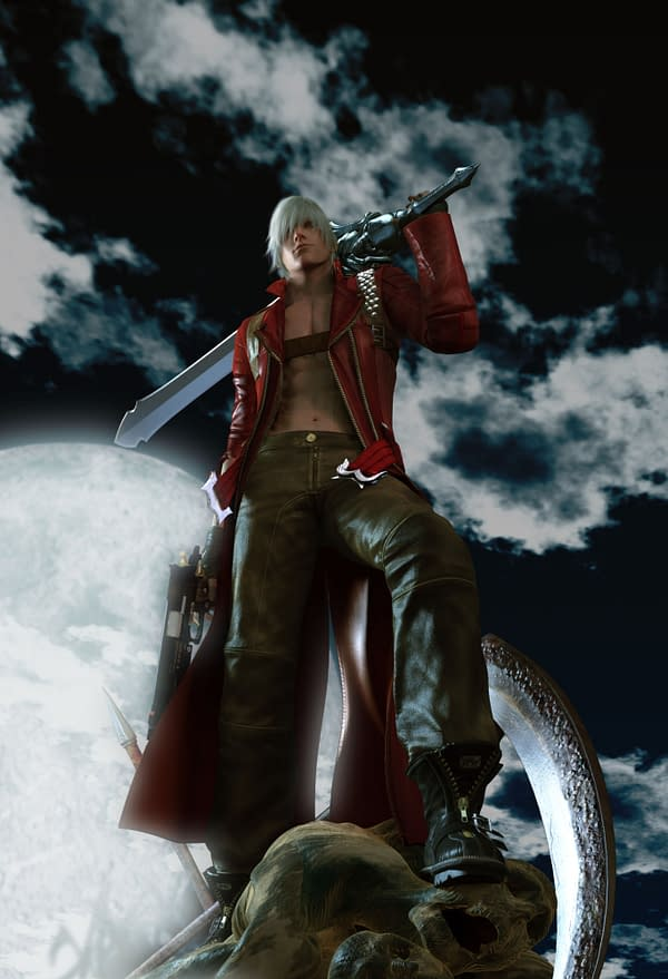 """Devil May Cry 3: Special Edition"" Announced For Nintendo Switch"