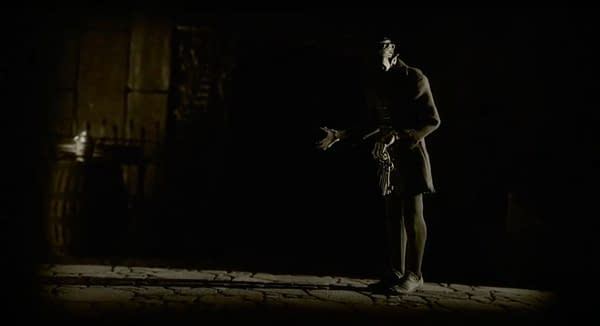 Nosferatu Has Been Awoken by Mezco Toyz One:12 Collective