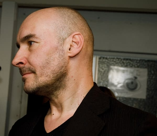 Grant Morrison Talks About We3, Bonnyroad, Dinosaurs And Aliens… And Writing Doctor Who