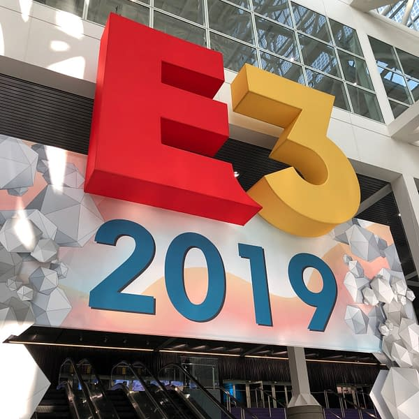 E3 2019 Entrance