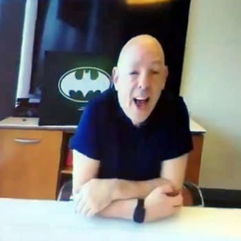 Brian Bendis Talks Event Leviathan at Diamond Retail Summit in Las Vegas (Video)