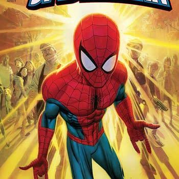 Johnny Storm Accuses Spidey of Swiping in Next Weeks Friendly Neighborhood Spider-Man #4