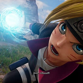 Boruto Uzumaki Confirmed for Jump Force with New Screenshots
