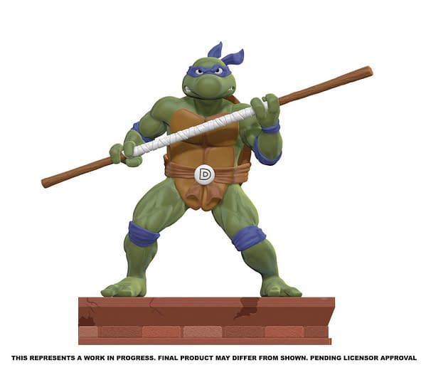 TMNT Gets PCS Collectibles Statue That Are Cowabunga Dudes!
