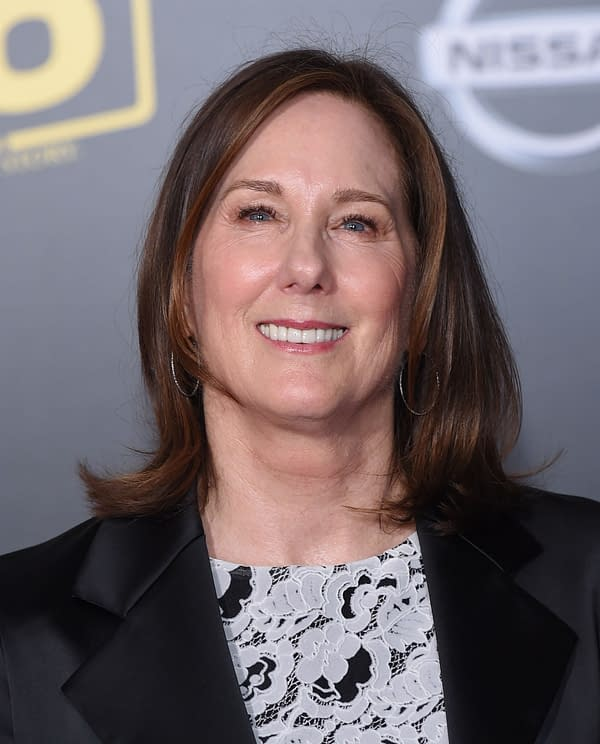 Did You Know: Kathleen Kennedy Was a Dancer in 'Temple of Doom'?!