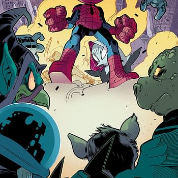 Spider-Ham Spider-Ham Appears Wherever a Spider Can (Like Junes Amazing Spider-Man Annual)