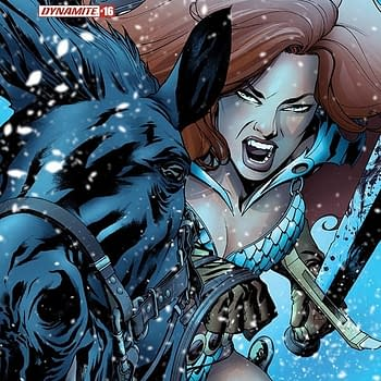 Writers Commentary &#8211 Erik Burnham Talks Red Sonja Vol 4 #16