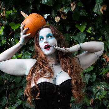 Nightmare Before Christmas Sally Cosplay