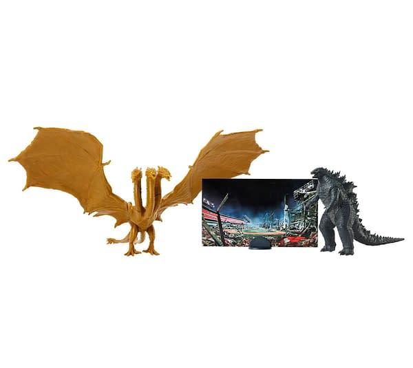 Godzilla King of the Monsters Jakks 10