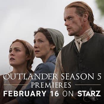Outlander Season 5: Paul Gorman Bronwyn James Join Chris Donalds Phillip Wylie Returns