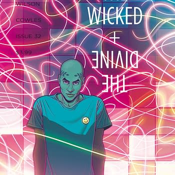 The Wicked + The Divine Gets A Christmas Special With An All-Star Creative Team