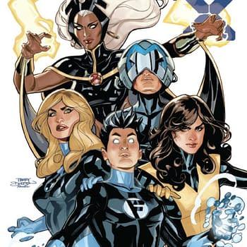 X-Men/Fantastic Four #1 [Preview]