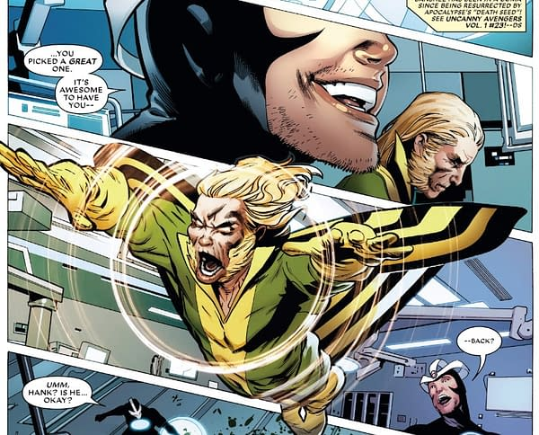 Giant-Size X-ual Healing: Don't Be a Madison, Plus Other Lessons in a Recap of All of Last Week's X-Men Comics [8/1/18]