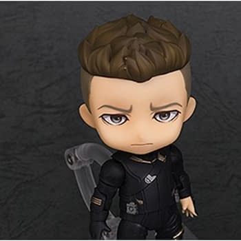 Hawkeye is on a New Path in Upcoming Nendoroid from Good Smile