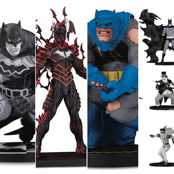 DC Collectibles November Collage