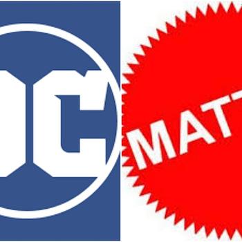 DC Mattel Collage