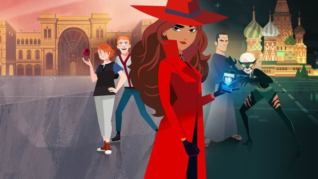 Where in the World is the 'Carmen Sandiego' Trailer? Right Here!
