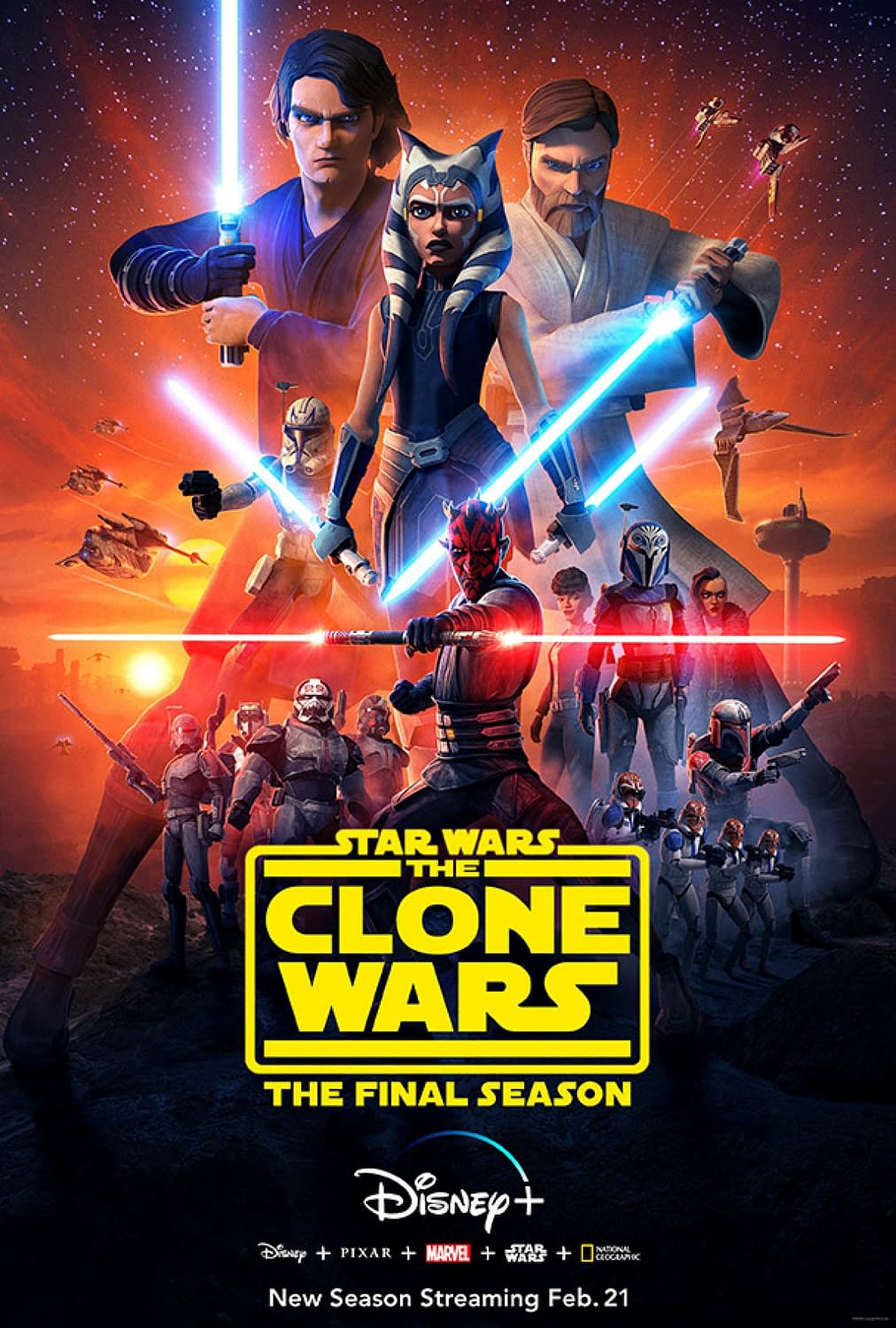 """Star Wars: The Clone Wars"" Season 7 Episode 1 - ""The Bad Batch"" Echoes The Past [SPOILER REVIEW]"