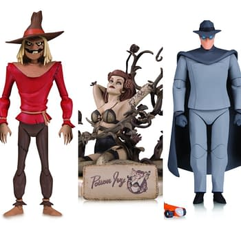 DC Collectibles For May: Batman The Animated Series Bombshells Dawnbreaker and More