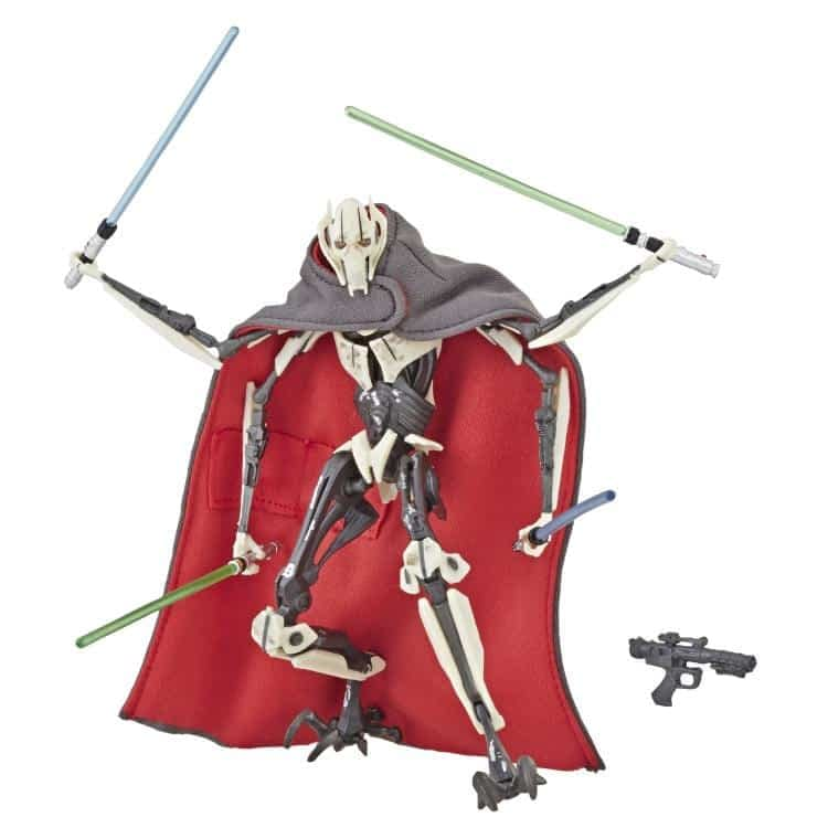Star Wars Black Series General Grievous Figure 1