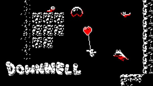 """Someone Made A """"Super Mario Maker 2"""" Version of """"Downwell"""""""