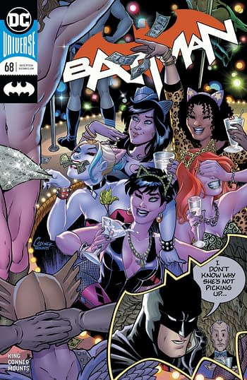 What If You Bought Batman #67 Because Poison Ivy Was On the Cover?