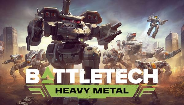 """""""BattleTech: Heavy Metal"""" Will Get An Expansion In November"""